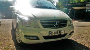 Чип-тюнинг двигателя Mercedes-Benz Viano 2014