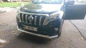 Увеличение мощности двигателя на Toyota Land Cruiser Prado 150