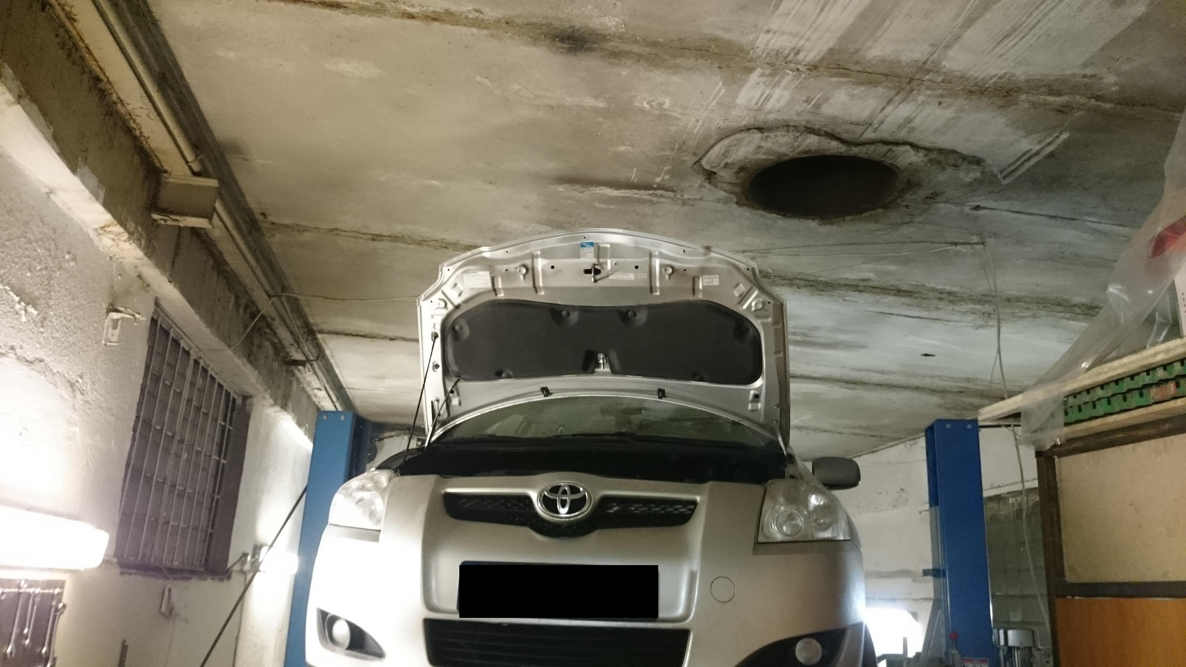 Toyota auris 2009 удаление сажевого фильтра и увиличение мощности