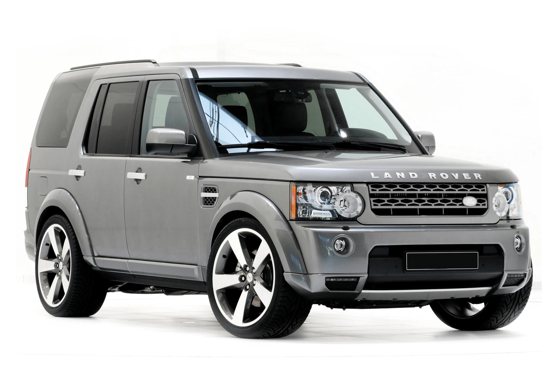 Чип тюнинг Land Rover Discovery 4