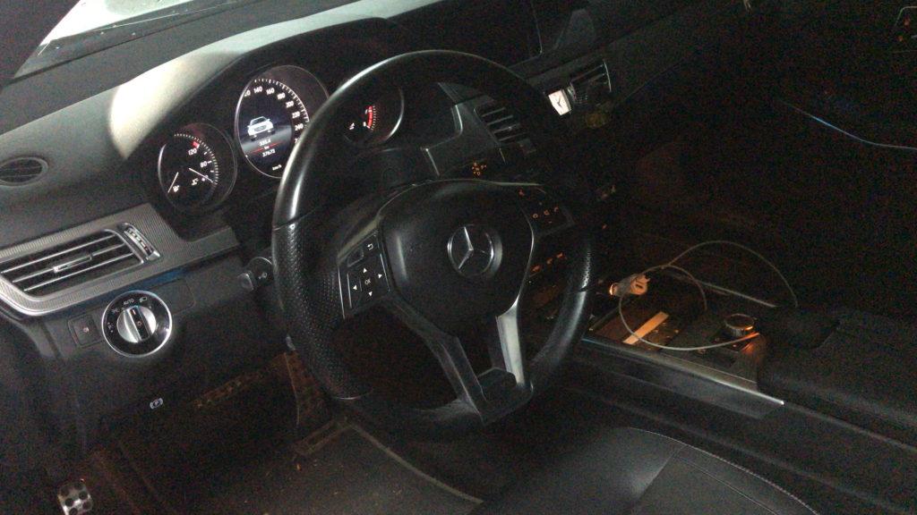 Чип-тюнинг Mercedes Benz E200 W212