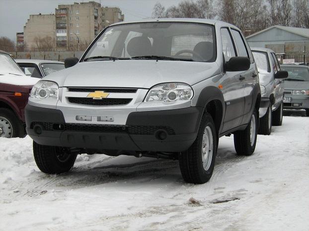 чип-тюнинг Шевроле Нива (Chevrolet Niva)