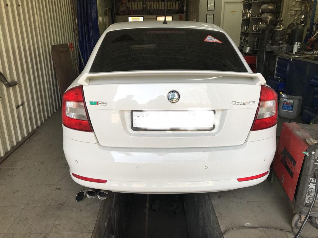 Чип-тюнинг Skoda Octavia RS