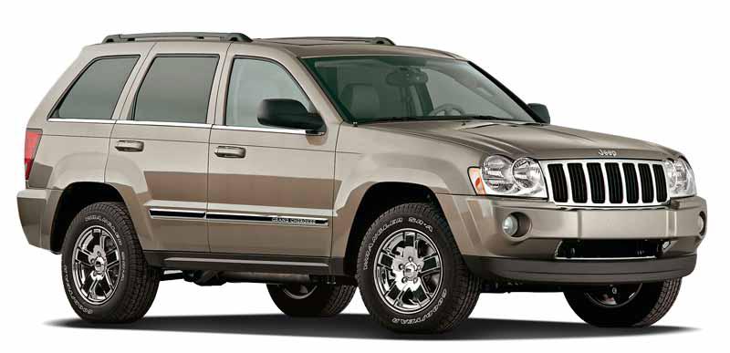 Чип тюнинг Jeep Grand Cherokee