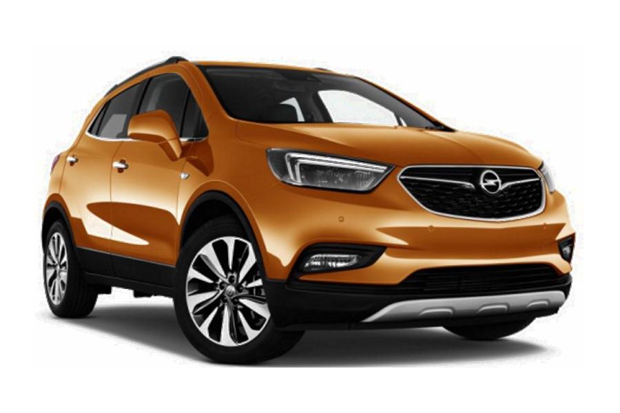 Чип тюнинг Opel Mokka