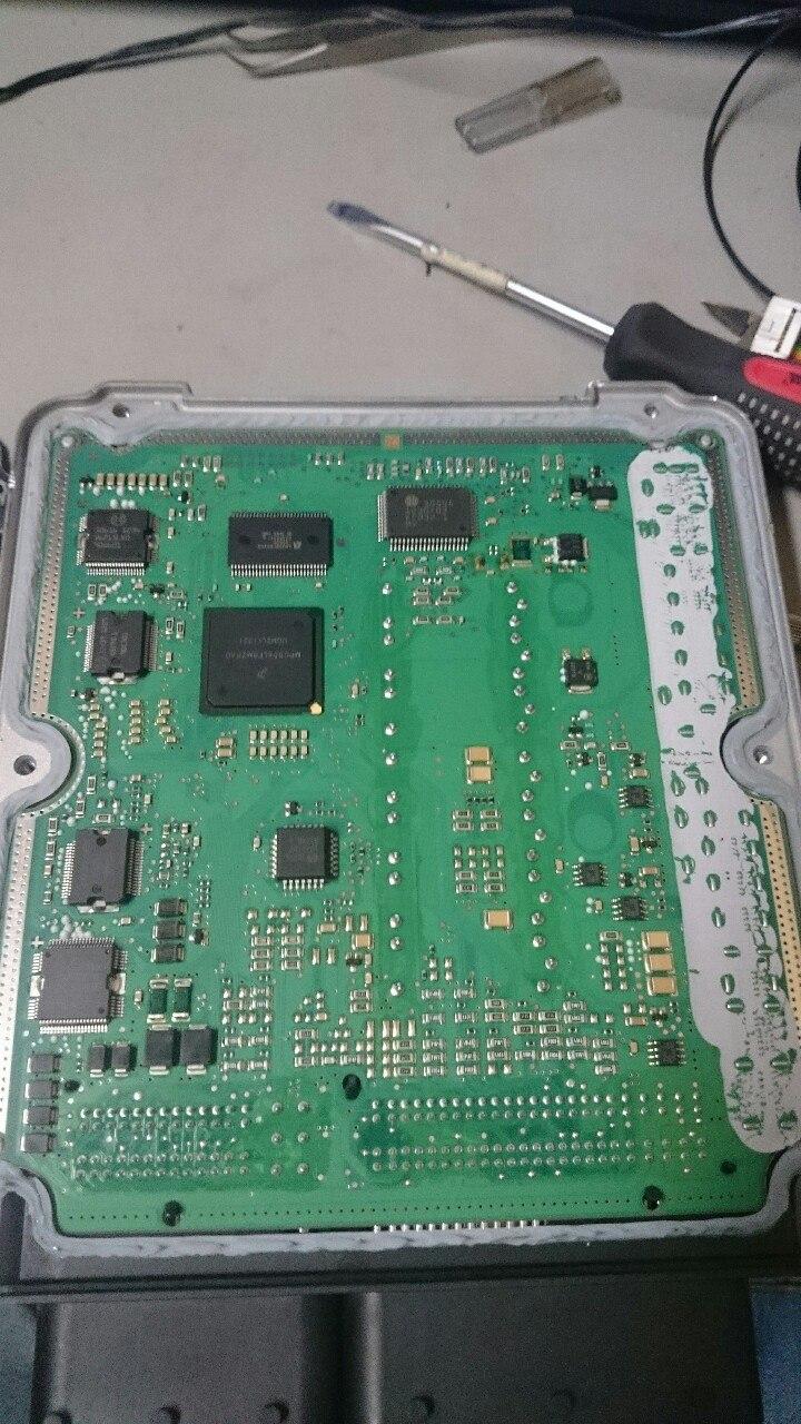 Программное отключение ЕГР и сажевого фильтра Mitsubish Fuso Canter